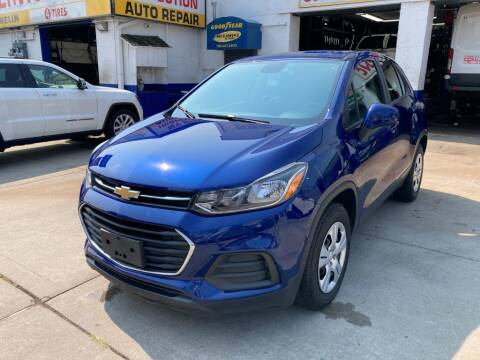 2017 Chevrolet Trax for sale at US Auto Network in Staten Island NY