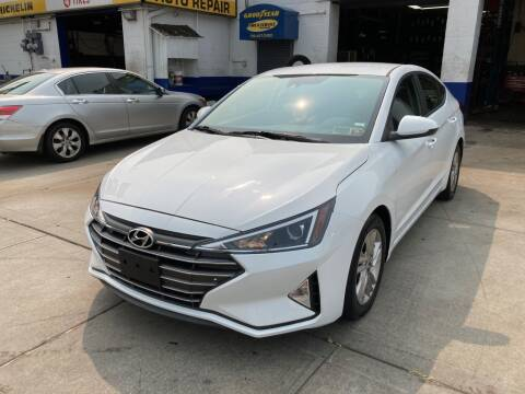 2020 Hyundai Elantra for sale at US Auto Network in Staten Island NY