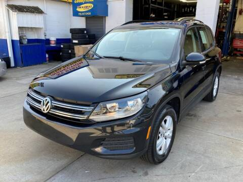 2016 Volkswagen Tiguan for sale at US Auto Network in Staten Island NY