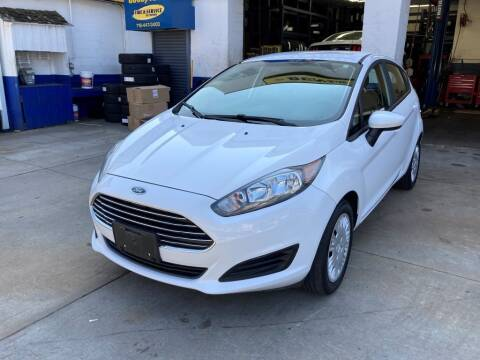 2016 Ford Fiesta for sale at US Auto Network in Staten Island NY