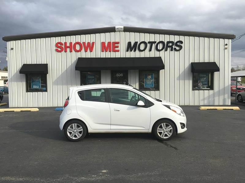 2015 Chevrolet Spark for sale at SHOW ME MOTORS in Cape Girardeau MO