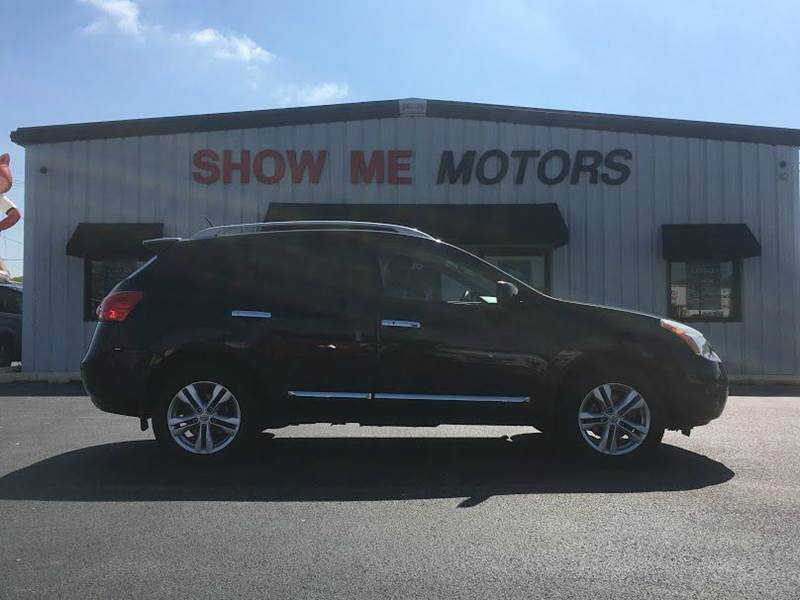 2012 Nissan Rogue for sale at SHOW ME MOTORS in Cape Girardeau MO