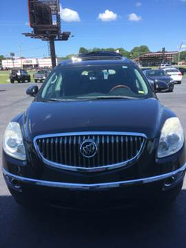 2008 Buick Enclave for sale at SHOW ME MOTORS in Cape Girardeau MO