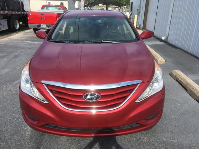 2012 Hyundai Sonata for sale at SHOW ME MOTORS in Cape Girardeau MO
