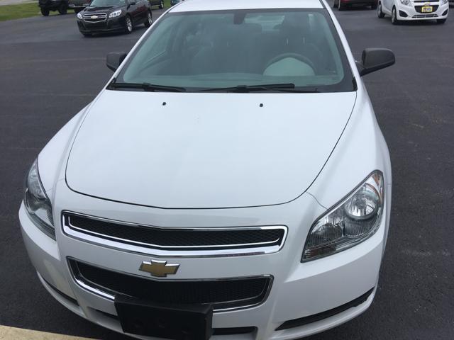 2012 Chevrolet Malibu for sale at SHOW ME MOTORS in Cape Girardeau MO
