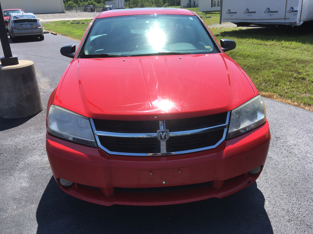 2009 Dodge Avenger for sale at SHOW ME MOTORS in Cape Girardeau MO