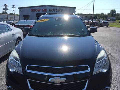 2011 Chevrolet Equinox for sale at SHOW ME MOTORS in Cape Girardeau MO