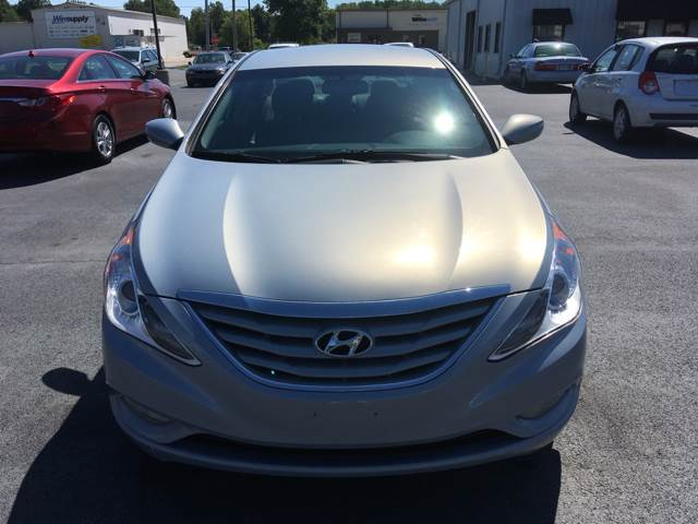 2013 Hyundai Sonata for sale at SHOW ME MOTORS in Cape Girardeau MO