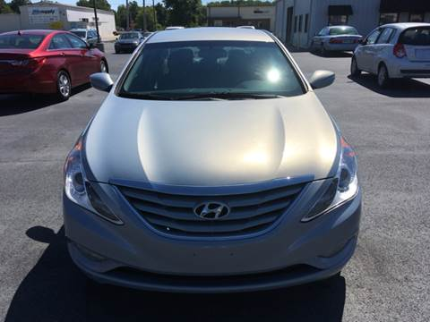2013 Hyundai Sonata for sale at SHOW ME MOTORS in Cape Girardeau MO