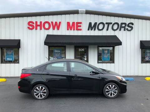 2017 Hyundai Accent for sale in Cape Girardeau, MO