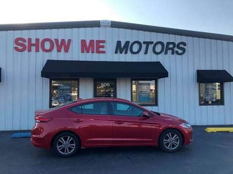 2017 Hyundai Elantra for sale in Cape Girardeau, MO