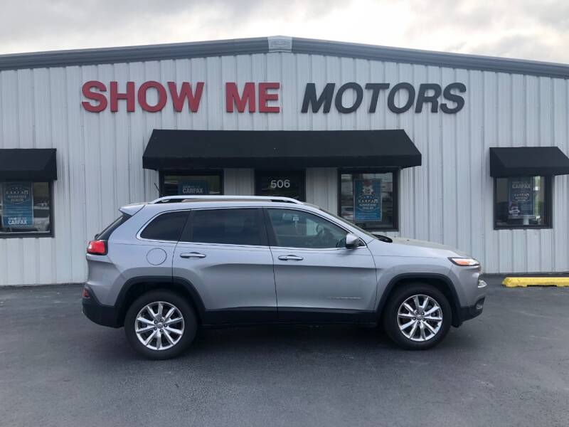 2014 Jeep Cherokee 4x4 Limited 4dr SUV - Cape Girardeau MO