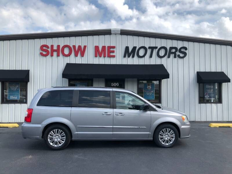 2015 Chrysler Town and Country Touring-L 4dr Mini-Van - Cape Girardeau MO