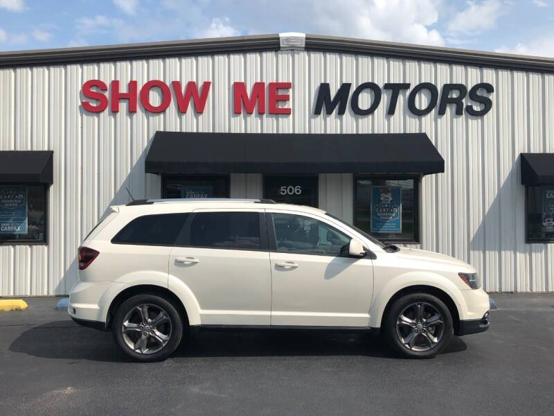 2016 Dodge Journey Crossroad Plus 4dr SUV - Cape Girardeau MO