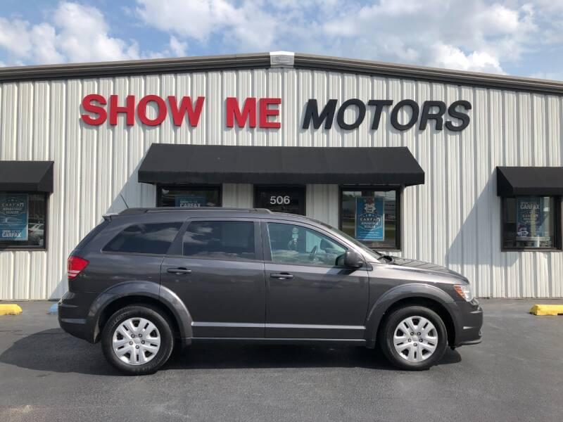 2016 Dodge Journey SE 4dr SUV - Cape Girardeau MO
