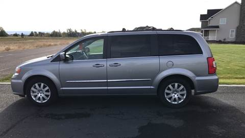 2016 Chrysler Town and Country for sale in Rexburg, ID