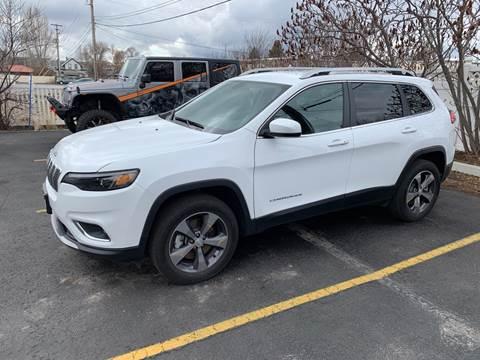 2019 Jeep Cherokee for sale in Rexburg, ID
