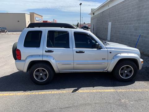 2003 Jeep Liberty for sale in Rexburg, ID