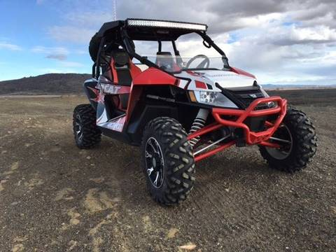 2014 Arctic Cat WILDCAT 1000 X