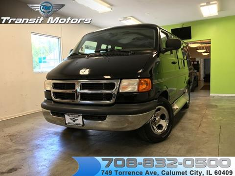 2003 Dodge Ram Van For Sale In Calumet City IL