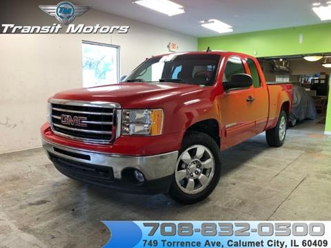 2011 GMC Sierra 1500 for sale in Calumet City, IL