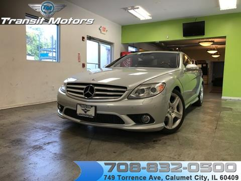 2008 Mercedes-Benz CL-Class for sale in Calumet City, IL