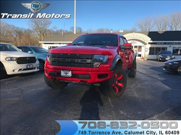 2013 Ford F-150 for sale at Transit Motors in Calumet City IL