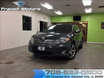 2010 Toyota Venza for sale at Transit Motors in Calumet City IL
