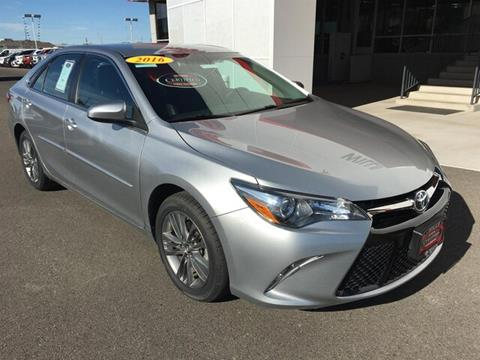2016 Toyota Camry for sale in Twin Falls, ID