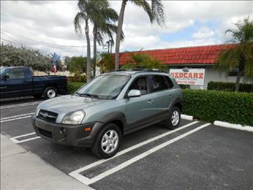 2005 Hyundai Tucson for sale in Pompano Beach, FL