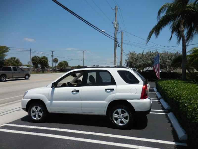 2009 Kia Sportage LX 4dr SUV 4A - Pompano Beach FL