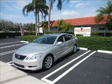 2006 Lexus GS 300 for sale at Uzdcarz Inc. in Pompano Beach FL