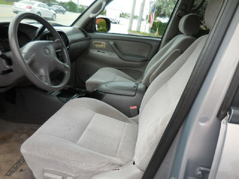 2002 Toyota Sequoia SR5 2WD 4dr SUV - Pompano Beach FL