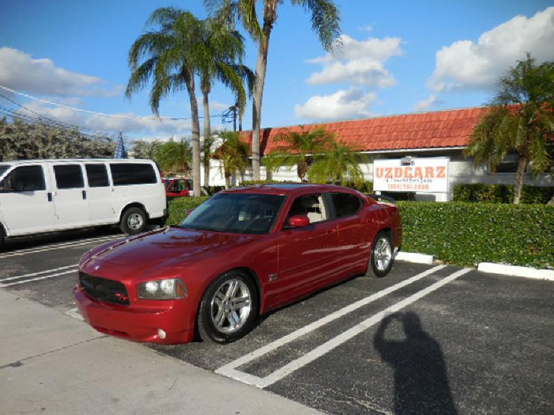 2006 Dodge Charger RT 4dr Sedan - Pompano Beach FL