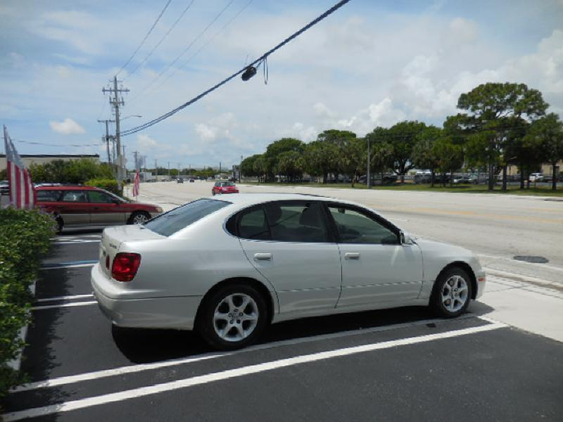 2003 Lexus GS 300 4dr Sedan - Pompano Beach FL