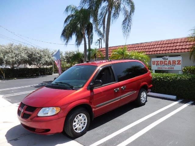 2004 Dodge Grand Caravan SE 4dr Extended Mini-Van - Pompano Beach FL