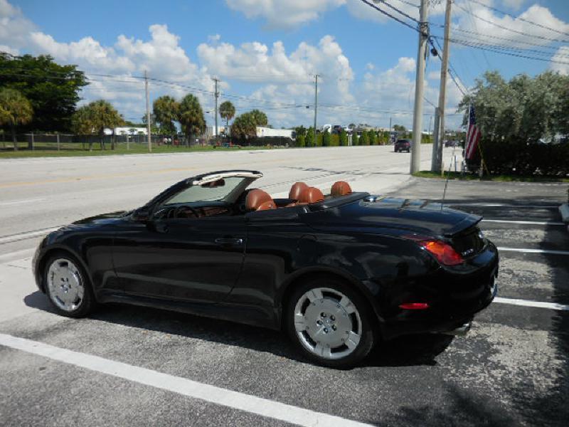 2003 Lexus SC 430 2dr Convertible - Pompano Beach FL