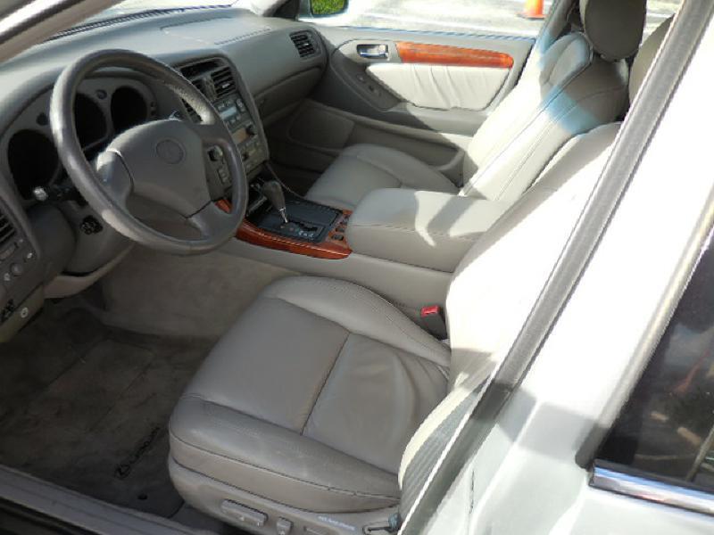 1999 Lexus GS 300 4dr Sedan - Pompano Beach FL