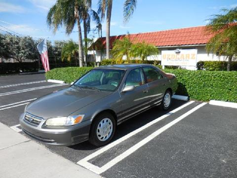 2001 Toyota Camry for sale in Pompano Beach, FL