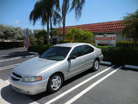 2000 Nissan Altima for sale in Pompano Beach, FL