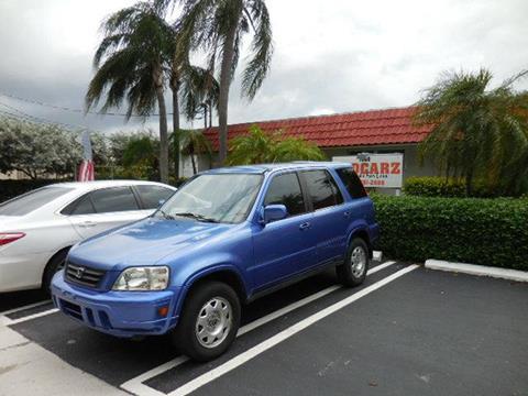 2000 Honda CR-V for sale in Pompano Beach, FL