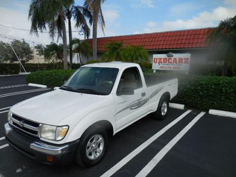 2000 Toyota Tacoma for sale in Pompano Beach, FL