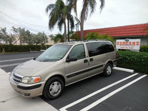 2004 Chevrolet Venture for sale in Pompano Beach, FL