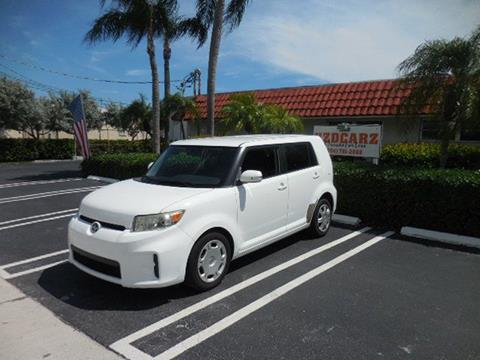 2011 Scion xB for sale in Pompano Beach, FL