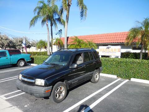 1999 Chevrolet Tracker for sale in Pompano Beach, FL