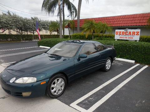 1995 Lexus SC 400 for sale in Pompano Beach, FL