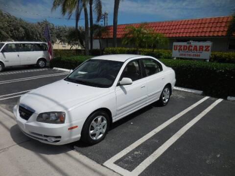 2006 Hyundai Elantra GLS for sale at Uzdcarz Inc. in Pompano Beach FL