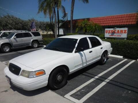 2009 Ford Crown Victoria Police Interceptor for sale at Uzdcarz Inc. in Pompano Beach FL