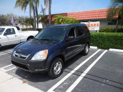 2004 Honda CR-V LX for sale at Uzdcarz Inc. in Pompano Beach FL