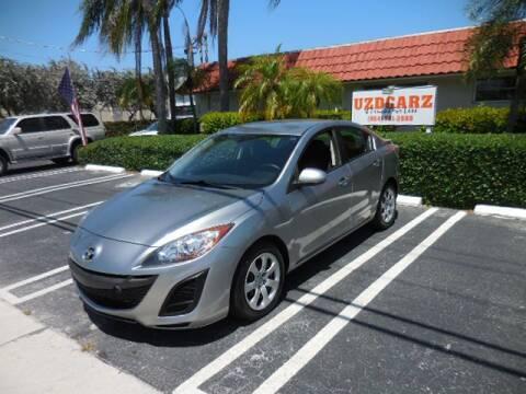 2011 Mazda MAZDA3 i Sport for sale at Uzdcarz Inc. in Pompano Beach FL